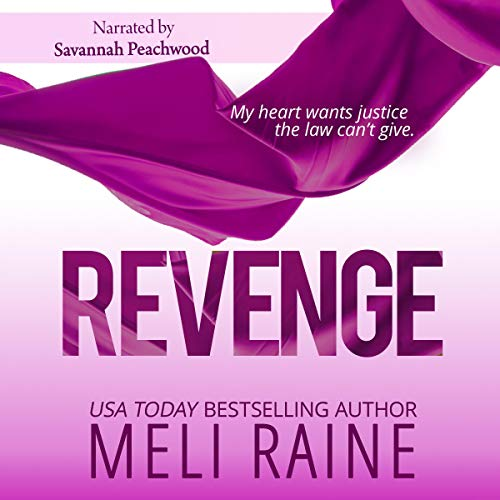 Revenge Audiobook By Meli Raine cover art