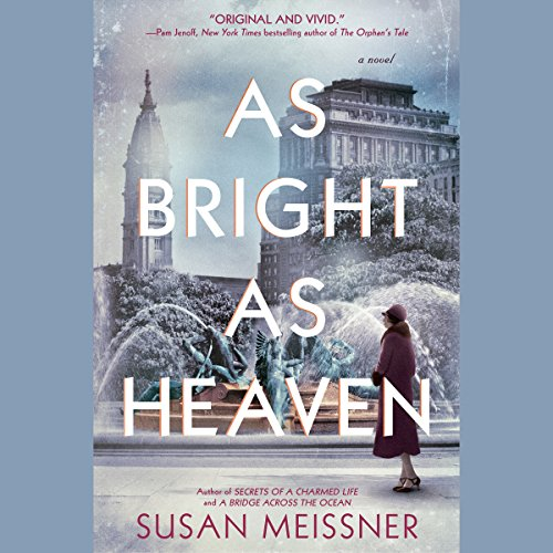 As Bright as Heaven audiobook cover art
