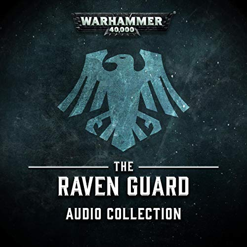 The Raven Guard Audio Collection audiobook cover art