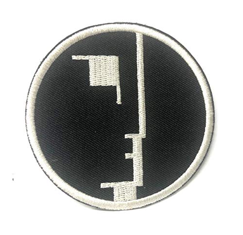 Parche para planchar, diseño de Bauhaus