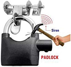 VelVeeta Anti Theft Motion Sensor Alarm Lock For Home, Office And Bikes