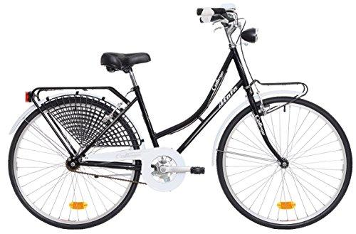 Atala Bicicletta Unisex College, 26', Misura Unica 43, Colore Nero