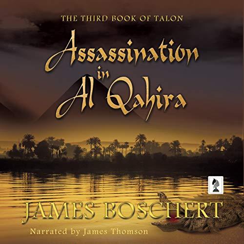 Assassination in Al Qahira cover art