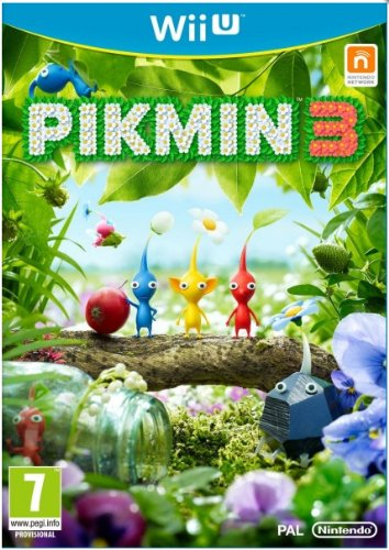 Pikmin 3 (Nintendo Wii U) [UK IMPORT]