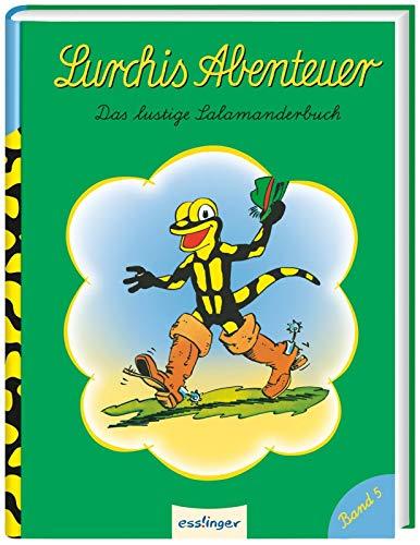 Das lustige Salamanderbuch: Band 5 (5) (Lurchis Abenteuer, Band 5)