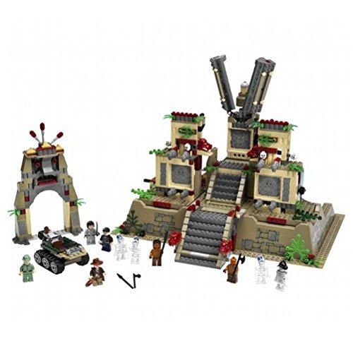LEGO Indiana Jones Temple of The Crystal Skull
