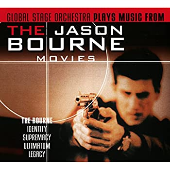 Bourne On Land [Clean]  Music from  The Bourne Identity