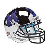 Schutt NCAA Memphis Tigers Mini Authentic XP Football Helmet, Chrome Alt. 1