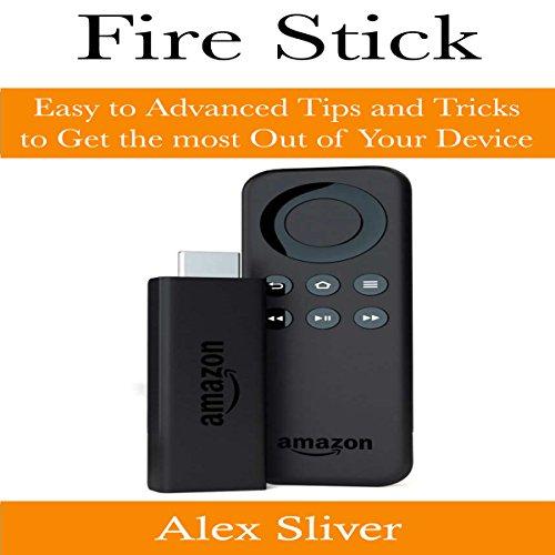 Fire Stick audiobook cover art