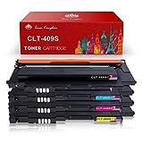 Toner Kingdom 4 Pack kompatibel Tonerpatronen für Samsung CLT-P4092C CLT-K4092S CLT-C4092S CLT-Y4092S CLT-M4092S CLP-310 CLP-310N CLP-315 CLP-315W CLX-3175 CLX-3175FN CLX-3175FW CLX-3175N Drucker