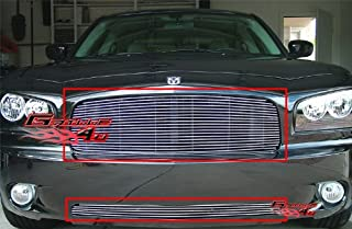 APS Compatible with 05-10 Dodge Charger Billet Grille Combo N19-A98878D