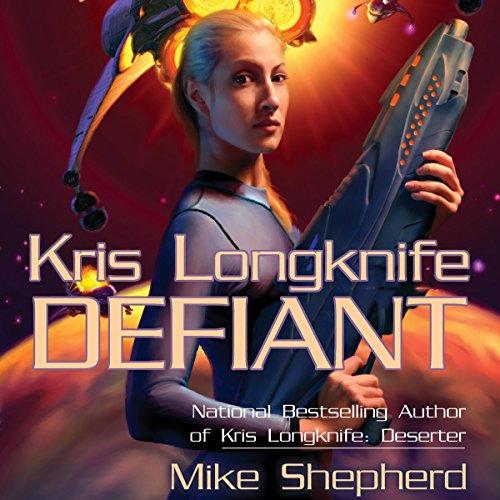 Defiant audiobook cover art
