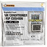 """Frost King FBA_ACC24, 24"""" x 24"""" x 3/4"""", Black (Pack of 2)"""