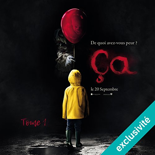 Ça 1 audiobook cover art