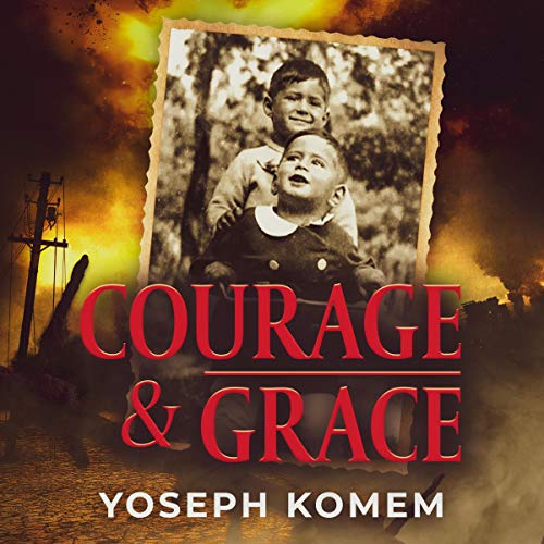 Courage and Grace cover art