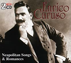 Neapolitan Songs Romances