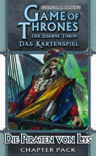 Heidelberger HEI0309 - Der Eiserne Thron Kartenspiele - Die Piraten von Lys