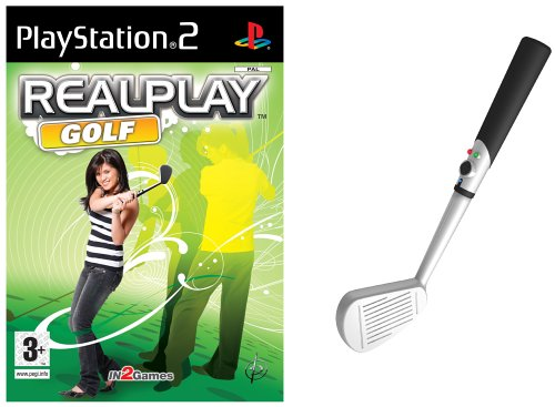 Jogo Real Play Golf PS2