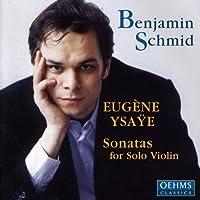 Violin Sonatas Op 27 1-6
