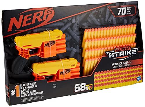 nerf strike NERF ALPHA STRIKE FANG QS4 D4605