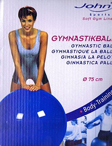Gym Ball 75cm I.Kart de siège .