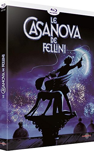 Le Casanova de Fellini [Blu-ray]