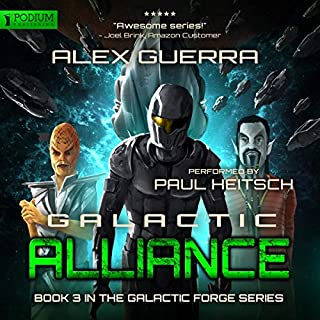 Galactic Alliance                   By:                                                                                                                                 Alex Guerra                               Narrated by:                                                                                                                                 Paul Heitsch                      Length: 7 hrs and 2 mins     Not rated yet     Overall 0.0