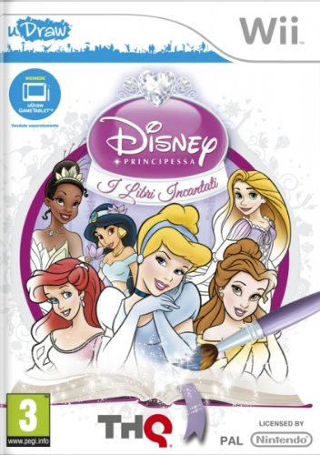Disney Princes Libri Incantati - uDraw