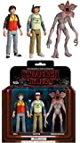 Funko Stranger Things 3PK Collectible Action Figures