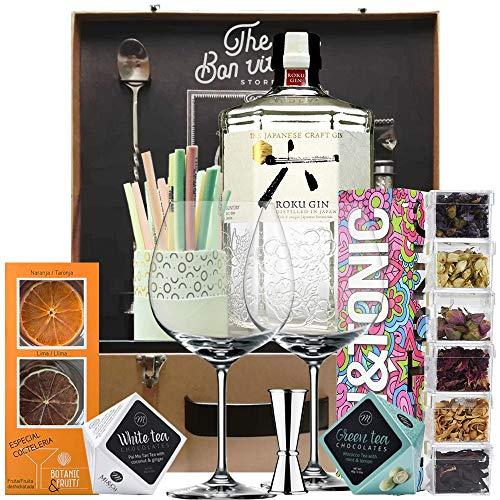 Set Regalo Roku Gin