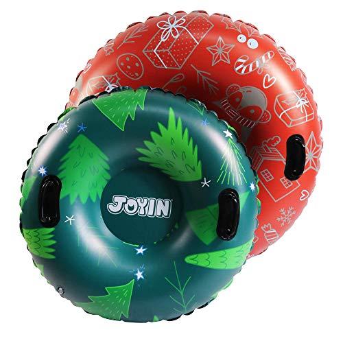 JOYIN Inflatable Snow Tubes 47