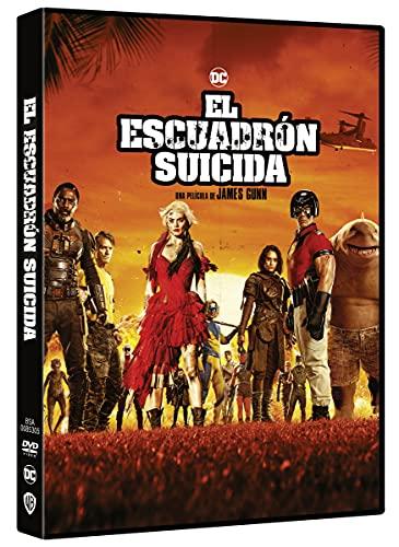 El Escuadrón Suicida (2021) [DVD]