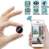LINYANMY 1080P HD Mini IP WiFi Kamera Camcorder Wireless Home Security DVR Nachtsicht mit Bewegungserkennung Nachtsicht