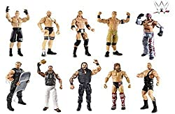 7 inch figures created in superstar scale. All figures offer extreme articulation, amazing accuracy, figure stands and authentic details such as armbands and tattoos. One figure supplied from assortment. For ages 6 years and over. Only for domestic u...