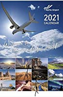 成田空港 2021年 カレンダー