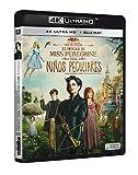 El Hogar De Miss Peregrine Para Niños Peculiares 4k Uhd [Blu-ray]