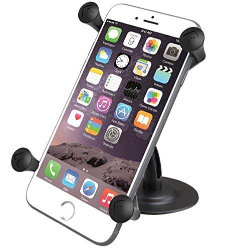 Ram RAP-SB-180-UN10 RAP-SB-180-UN10 Lil BuddyTM zelfklevende basissteun met universele X-Grip® grote telefoonhouder