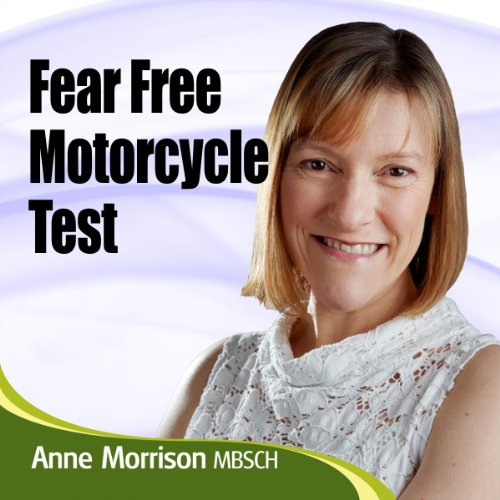 Fear Free Motorcycle Test audiobook cover art