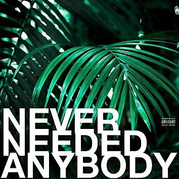 Never Needed Anybody (feat. Jo Marie)