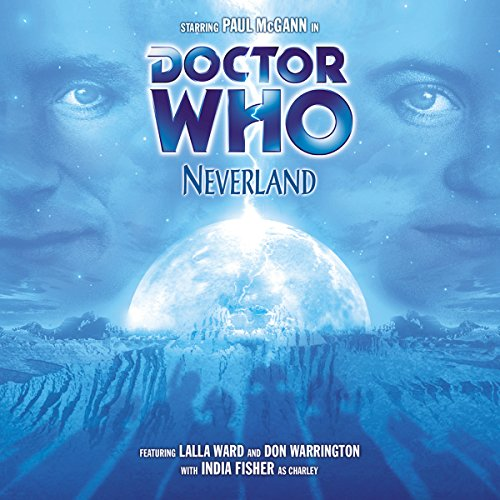 Doctor Who - Neverland audiobook cover art