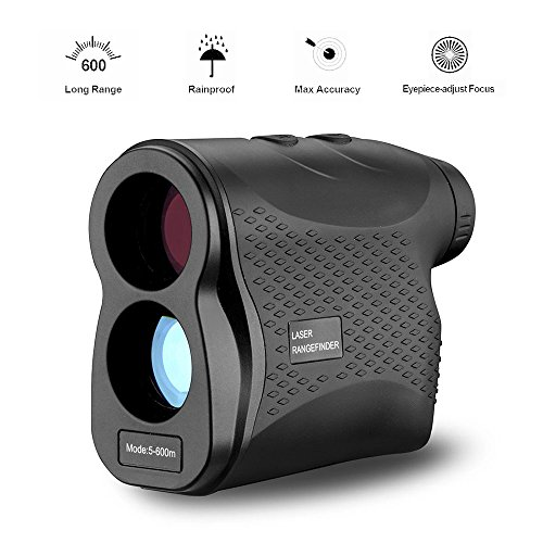 KOBWA Outdoor Compact 6X24 600m Laser Range Finder