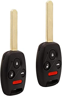 $24 » HARUMA Replacement Keyless Entry Remote Control Key Fob for Honda 2003-2007 Accord(OUCG8D-380H-A 850G-G8D380HA)