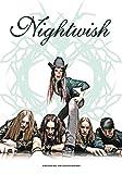 Heart Rock Original-Flagge Nightwish Once 2, Stoff, Mehrfarbig, 110 x 75 x 0.1 cm