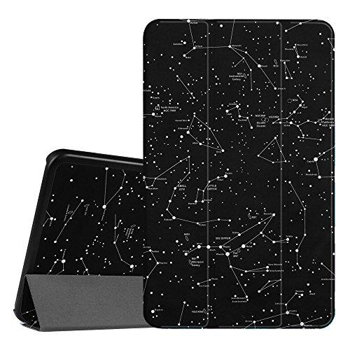 FINTIE Custodia per Samsung Galaxy Tab A 10.1 2016 - Sottile di Peso Leggero Cover con Auto Sveglia/Sonno Funzione per Samsung Galaxy Tab A 10,1 Pollici SM-T580 / T585, Constellation