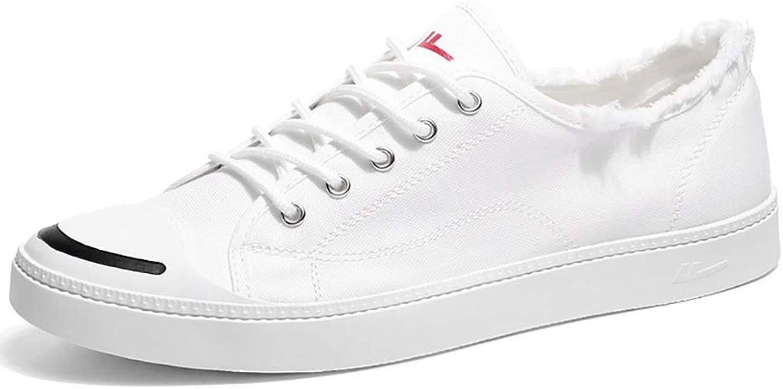 Wanderschuhe Herrenschuhe Segeltuchschuhe Weiß Schuhe Herren Stoffschuhe Wild Wild  100% nagelneu mit ursprünglicher Qualität