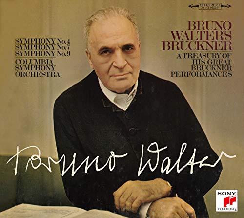 ブルックナー:交響曲集&ワーグナー:管弦楽曲集(完全生産限定盤) - ブルーノ・ワルター