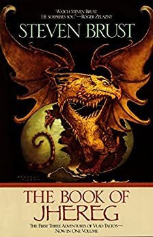 The Book of Jhereg (Vlad Taltos Collections 1) by [Steven Brust]