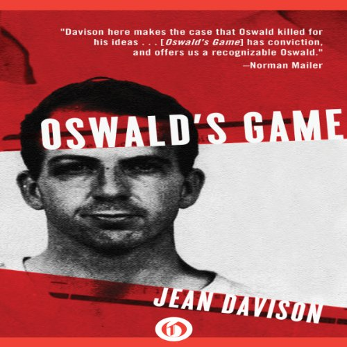 Oswald's Game audiobook cover art