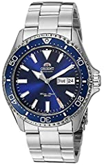 Sapphire Crystal 120-Click Unidirectional Bezel Japanese-automatic Movement Case Diameter: 41.8mm Water resistant 200m (660ft):in general, suitable for professional marine activity and serious surface water sports, but not diving