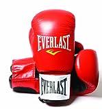Everlast Fighter, Guantoni da Sacco Uomo, Rosso, 10 oz